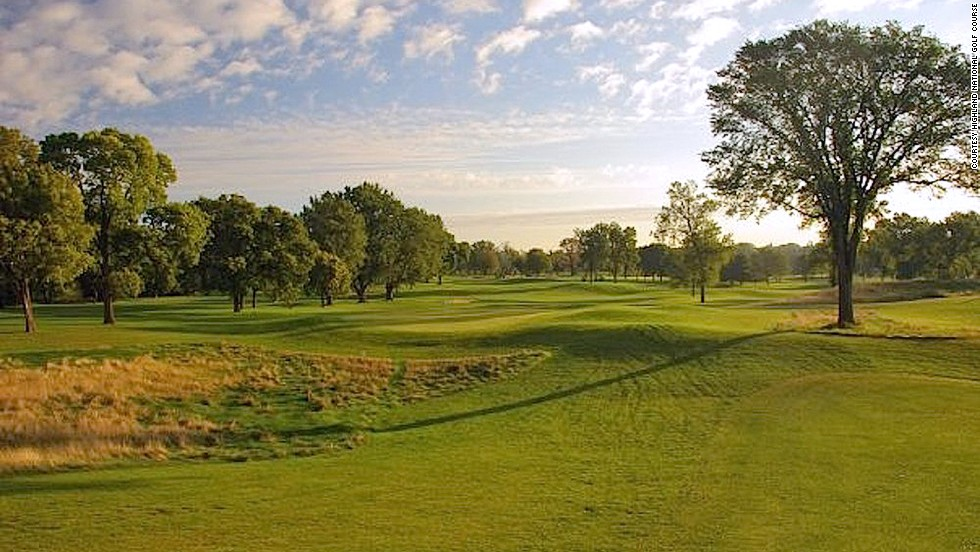 Highland National Golf Course (Saint Paul, Minnesota)