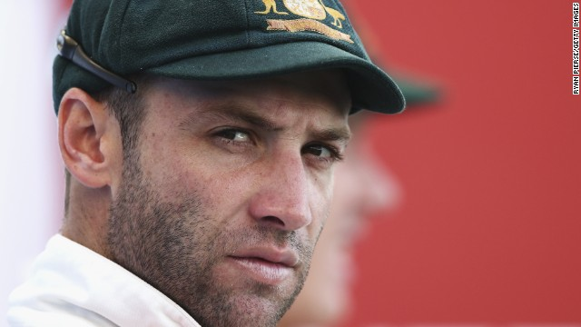 """Phil was the new young gun in Aussie cricket who had burst onto the scene,"" wrote Nick Compton of his friend Phil Hughes."