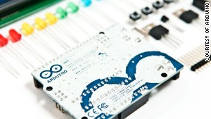 Arduino: circuit boards with a sense of style