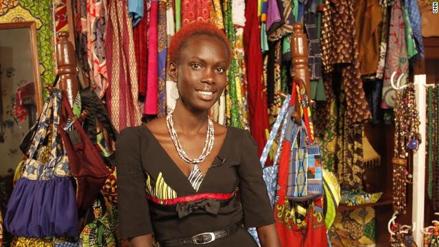 Handmade Clothes With A Rwandan Heart Cnn Com