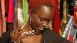 Handmade fashion with a Rwandan heart