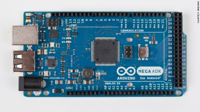 As a microprocessor for controlling sensors, Arduino is unparalleled and has become a common feature of the prototyping phase of many start-ups. Co-founder David Cuartilles says many of the start-ups on Kickstarter use Arduino boards.