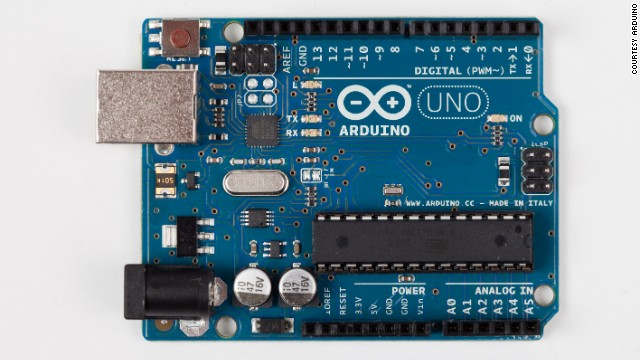 "All Arduino boards are ""Made in Italy"""