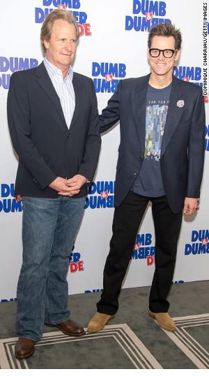 Jeff Daniels, Jim Carrey