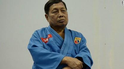 Vietnam's martial arts missionary