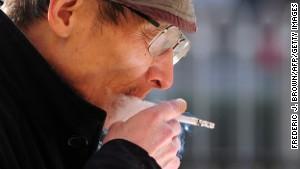 China's cigarette making machine