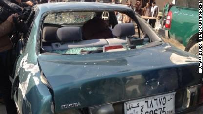 Briton among 5 dead in Kabul blast