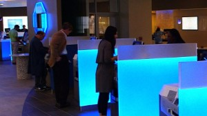 Apple Store inspires 'bank of the future'