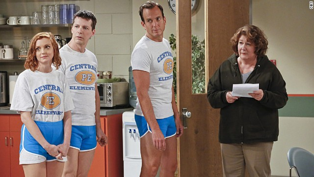 "<strong>Loser:</strong> CBS recently canceled its Will Arnett and Sean Hayes program ""The Millers"" just a few weeks into its second season, which caused Hayes to <a href='https://www.facebook.com/video.php?v=787543067968679' target='_blank'>""Shake It Off.""</a>"