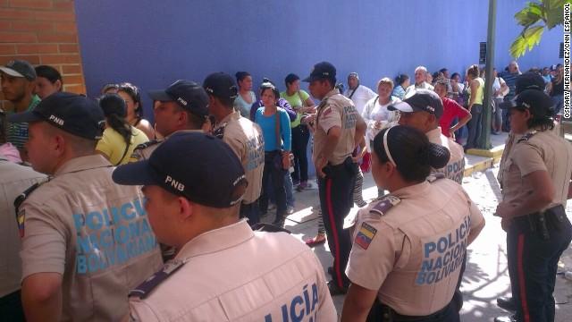 Al menos 13 presos mueren en una cárcel de Venezuela tras ingerir fármacos