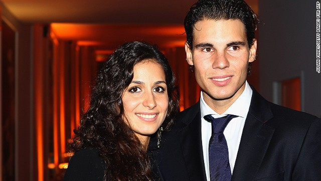 "Rafael Nadal is the last of the ""Big Four"" to remain eligible ... Although his girlfriend Xisca Perello would definitely disagree."
