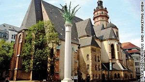 Not just a beauty, this church was a pivotal location in German history.
