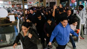 When did Black Friday really start?