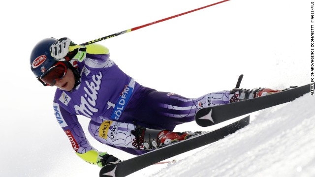 Mikaela Shiffrin is an Olympic champion and one of the most recognizable faces in skiing.