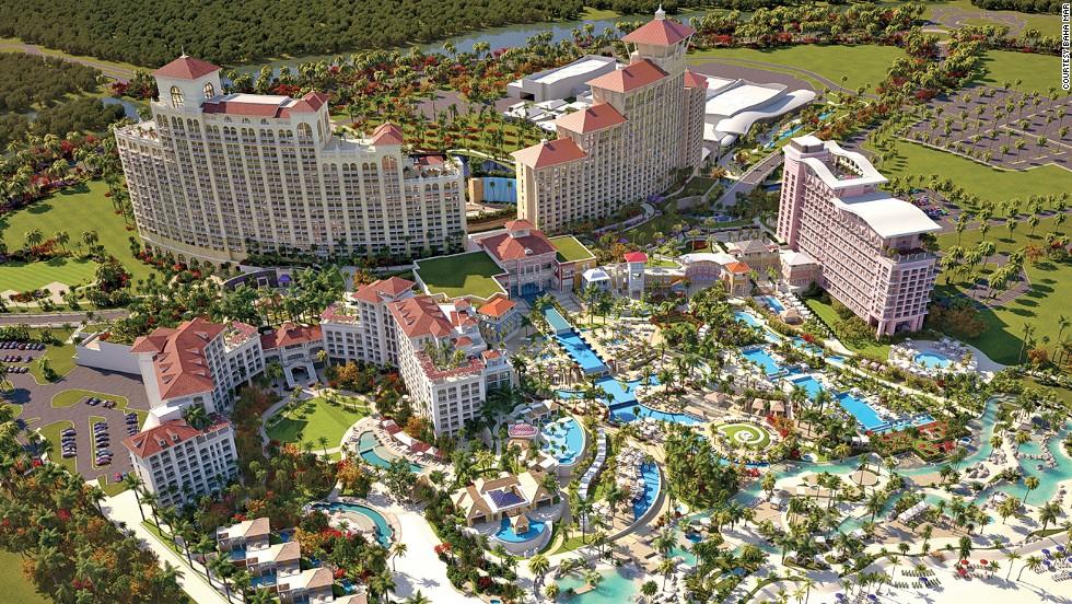 Bahamian Riviera