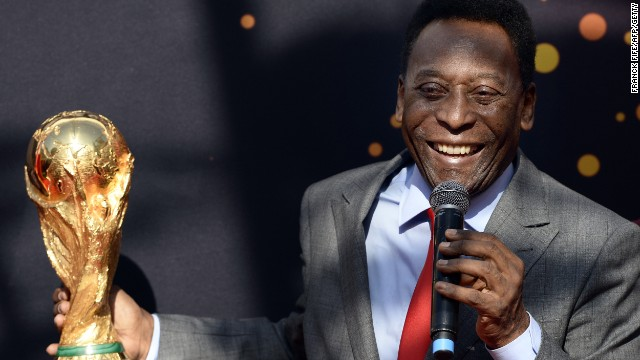 Pele: Football legend