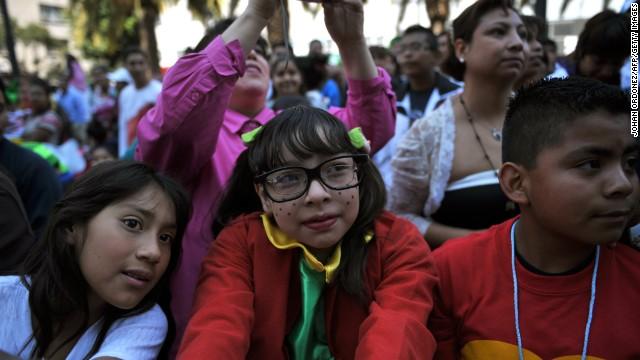 Las redes sociales rinden un cariñoso homenaje a 'Chespirito'