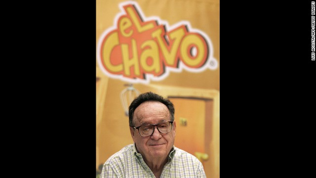 """To the world, he was known as """"Chespirito."""" <a href='http://ift.tt/1y1wlZ1' target='_blank'>Roberto Gomez Bolanos</a> gained fame as a comedian, but he was also a writer, actor, screenwriter, songwriter, film director and TV producer. The legendary entertainer died November 28 at the age of 85."""