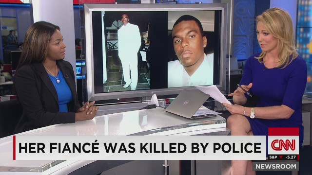 Another victim's fiancée speaks on Michael Brown case