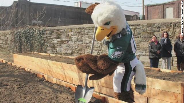 Eagles deliver better Thanksgiving
