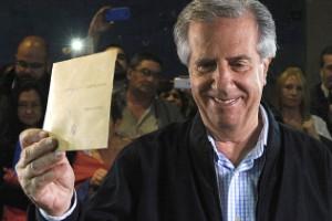 Segunda vuelta en Uruguay