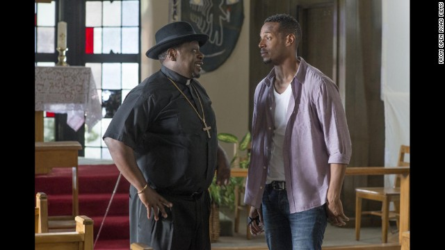 """<strong>""""A Haunted House 2"""" (2014</strong><strong>)</strong><strong>:</strong> Marlon Waylans' Malcolm thought he'd shaken all the demons from his life with the first """"Haunted House,"""" but the spooks return in this comedic horror sequel. <strong>(Netflix)</strong>"""