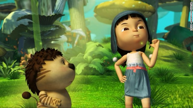 """<strong>""""Ava & Lala"""" (2014): </strong>An energetic little girl joins forces with an animal named Lala to battle evil forces in this magical film.<strong> (Netflix) </strong>"""