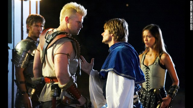 """<strong>""""Knights of Badassdom"""" (2013): </strong>All hell breaks loose when a group of roleplayers conjure up a demon. <strong>(Netflix) </strong>"""