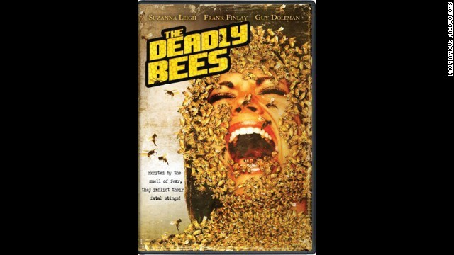 """<strong>""""The Deadly Bees"""" (1966)</strong><strong>:</strong> A pop singer battles deadly bees in this campy horror film. <strong>(Amazon) </strong>"""