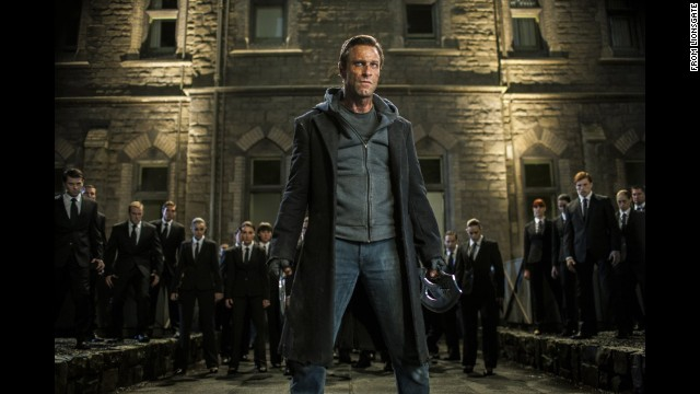 """<strong>""""I, Frankenstein"""" (2014): </strong>Adam Frakenstein is pursued by a pack of demons who want to learn his secret of longevity. <strong>(Netflix) </strong>"""