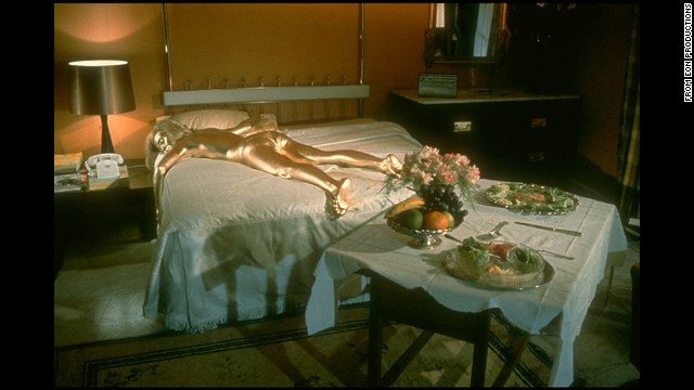 """<strong>""""Goldfinger"""" (1964): </strong>James Bond uncovers a plot to contaminate the gold in Fort Knox in this action packed film. <strong>(Amazon) </strong>"""
