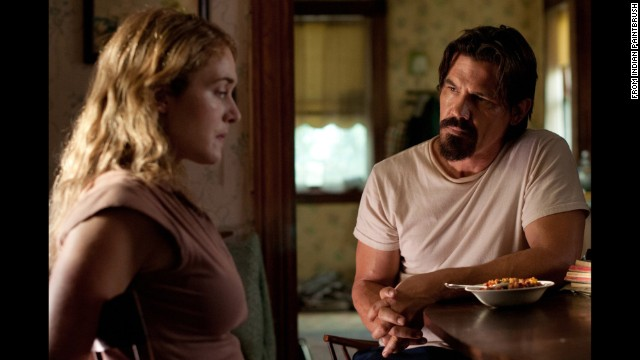 """<strong>""""Labor Day"""" (2013): </strong>A single mother and her son harbor a fugitive in this tale which is part thriller, part love story. <strong>(Netflix and Amazon)</strong>"""