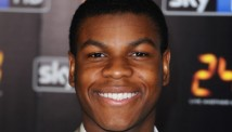 Actor John Boyega