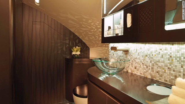 In second place in the best airlines list, Etihad also wins the Best First Class award for a service that features a luxury changing room, personal wardrobe and private suite. Etihad also wins the Excellence in Long Haul Travel award.