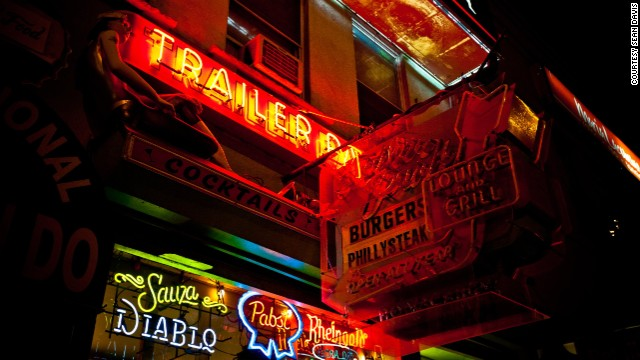 Trailer Park Lounge, Nueva York