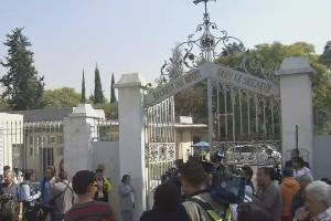 México despide a Chespirito