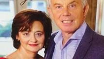 Smiles as Twitter mocks Tony Blair's Christmas card - CNN.com