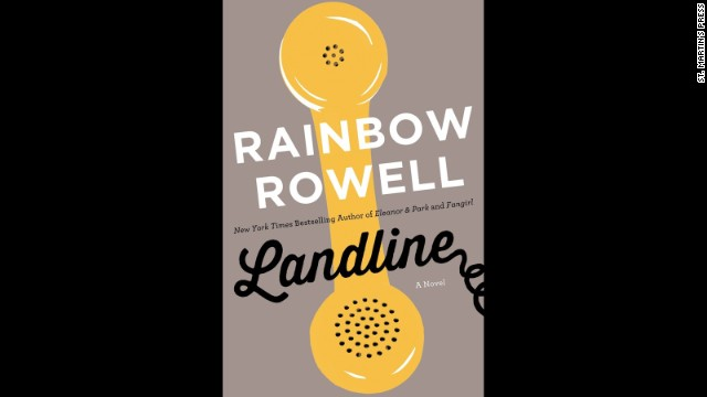"""Goodreads users have selected the best books of the year, and their top fiction pick comes from """"Fangirl"""" and """"Eleanor & Park"""" author Rainbow Rowell. In """"<a href='https://www.goodreads.com/book/show/18081809-landline' target='_blank'>Landline,</a>"""" Rowell tells the story of a TV writer in a crumbling marriage who discovers a way to talk to her husband in his younger years, giving her the chance to rethink her marriage before the trouble started. Here are 11 other titles that Goodreads users loved this year."""