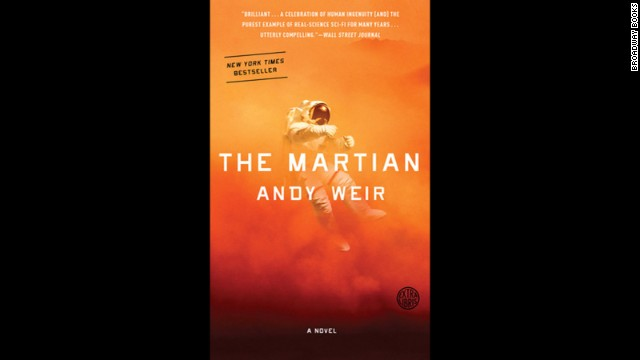 """<strong>Science fiction: </strong>This year's pick for best science fiction book comes from Anthony Weir. In """"<a href='https://www.goodreads.com/book/show/18007564-the-martian' target='_blank'>The Martian</a>,"""" Weir tells a gripping story of an astronaut who becomes one of the first people to walk on Mars -- only to realize that he may become one of the first people to die there after his crew accidentally leaves him behind."""