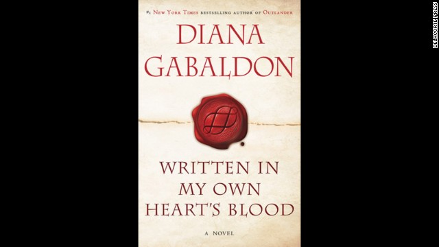 """<strong>Romance: </strong>If you're obsessed with Starz's """"Outlander,"""" then you should definitely check out Goodreads' top pick for best romance novel. """"<a href='https://www.goodreads.com/book/show/11710373-written-in-my-own-heart-s-blood' target='_blank'>Written in My Own Heart's Blood</a>"""" is the eighth installment of Diana Gabaldon's absorbing series, which follows a WWII nurse who time-travels back to 18th-century Scotland while vacationing in the country on her second honeymoon."""