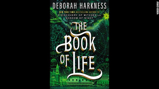 """<strong>Fantasy: </strong>Deborah Harkness first captured our imaginations with 2011's """"A Discovery of Witches."""" This year, she released <a href='https://www.goodreads.com/book/show/16054217-the-book-of-life' target='_blank'>the third and final installment</a> in the """"All Souls"""" series, which brings the rollicking story of historian and witch Diana Bishop to a close."""