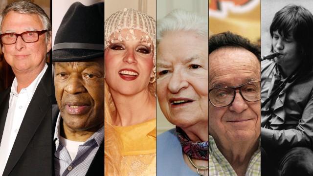 Celebridades muertas en 2014