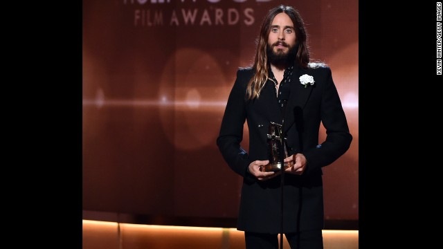 "Oscar winner Jared Leto was recently confirmed as the Joker in the upcoming film ""Suicide Squad,"" set for release August 5, 2016."