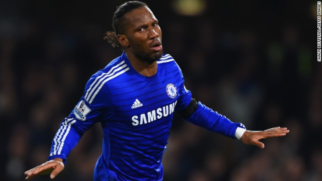 Didier Drogba, starting in place of the suspended Diego Costa, netted Chelsea's second of the game before Loic Remy sealed the win after the break.