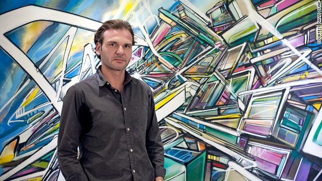 Primera galería dedicada al grafiti en Emiratos Árabes
