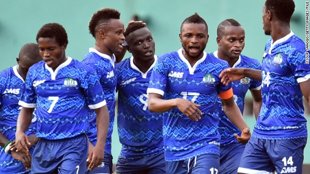 "Sierra Leone's players have reportedly<a href='http://www.bbc.co.uk/sport/0/football/29621447' target='_blank'> suffered ""humiliating"" prejudice,</a> with overseas opponents refusing to their shake hands and crowds chanting ""Ebola"" at matches."