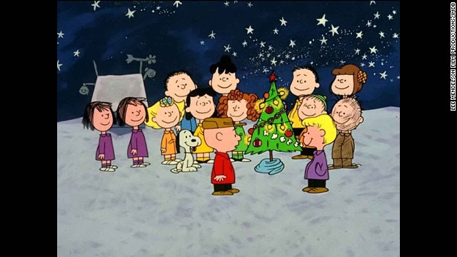"""A Charlie Brown Christmas"" (1965): It's not uncommon to get the blues amid all the Christmas cheer, and if anyone knows that well, it's Charlie Brown. This story of bypassing the commercialization of the holidays in favor of something more uplifting has become adored by generations and will celebrate its own 50th anniversary next year."