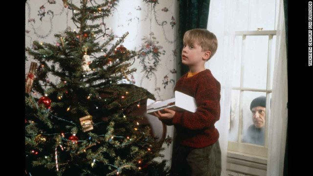 """Home Alone"" (1990): If you think about it, this definitive Macaulay Culkin film is really kind of disturbing. What family gets so busy that they forget a kid over the holidays?! But what it lacks in human decency, ""Home Alone"" more than makes up in charm and humor. Plus, it's educational -- who among us hasn't tried to pull off some of those robber-catching traps?"