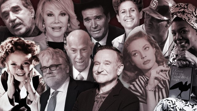 Click through to see<a href='http://ift.tt/1kIeaCS'> people who died</a> in 2014.