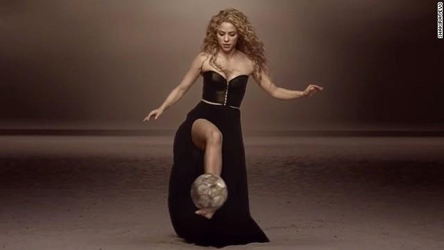 Shakira movió a Activia para ser la marca más viral de 2014